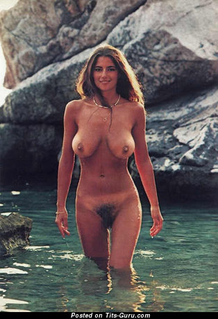 Image. Jagoda Simic - nude wonderful lady with big natural boobies image