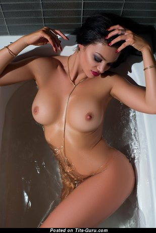 Image. Naked hot woman with big breast image