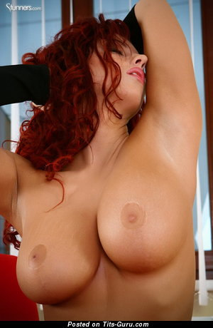 Image. Ashley Robbins - naked beautiful female with big boobies pic