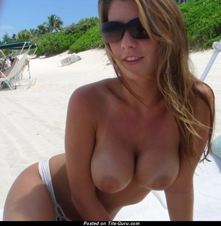 Amazing Lady with Amazing Open Very Big Jugs (Sex Image)