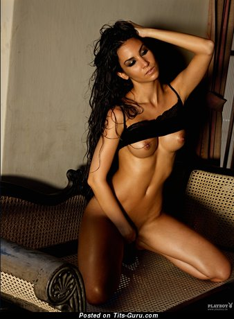 Image. Sila Sahin - sexy naked brunette photo