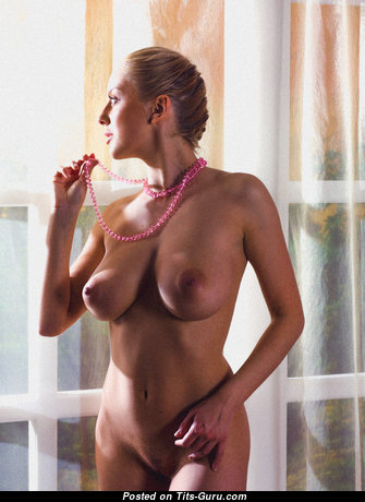 Millis A - Awesome Babe with Awesome Open Natural Mid Size Tittys (Sexual Pic)
