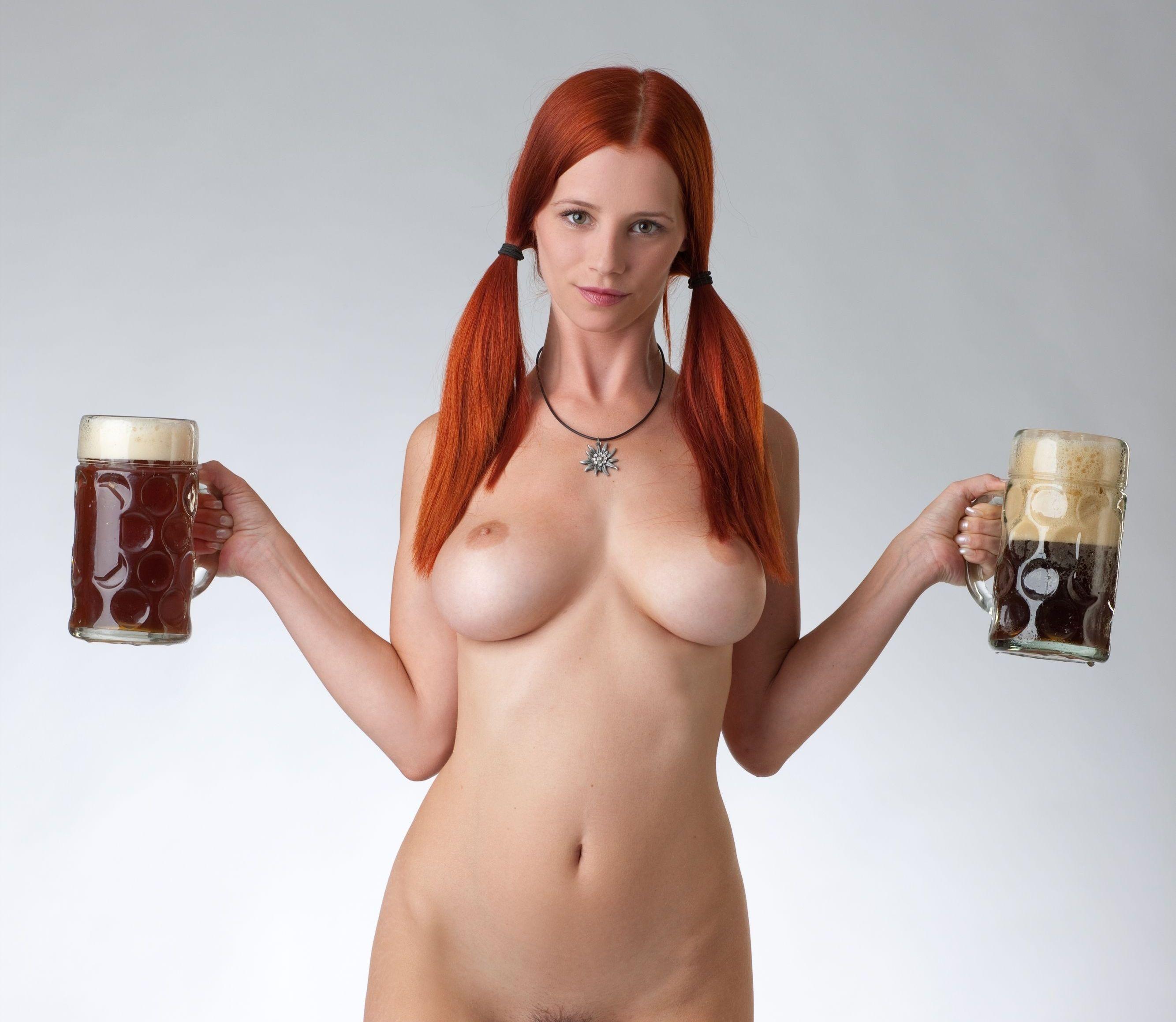 Эротика и пиво