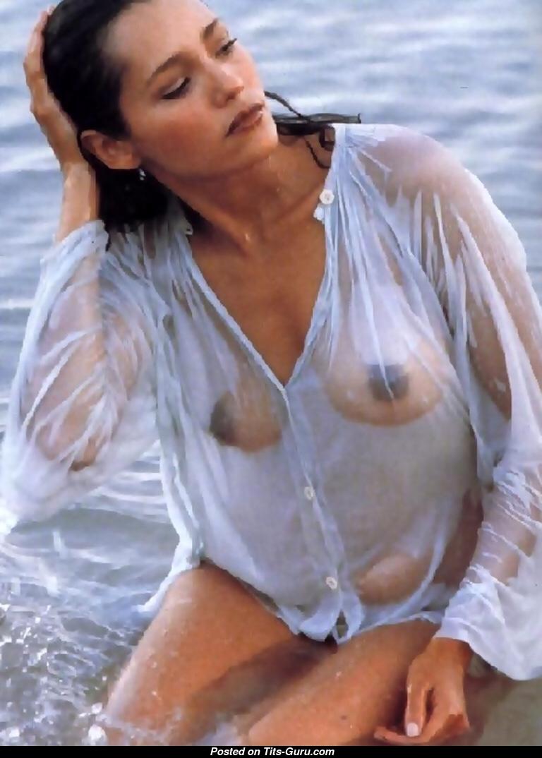 Carrera nackt barbara Nudity in
