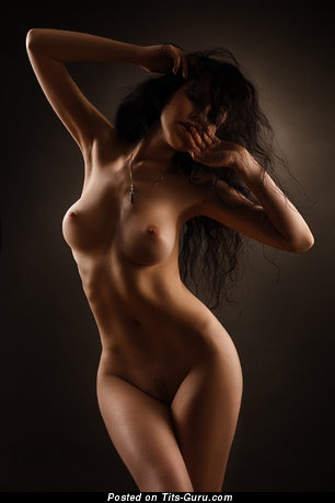 Image. Nude wonderful lady image