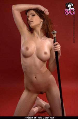 Image. Ulya I - nice woman with medium boobs photo