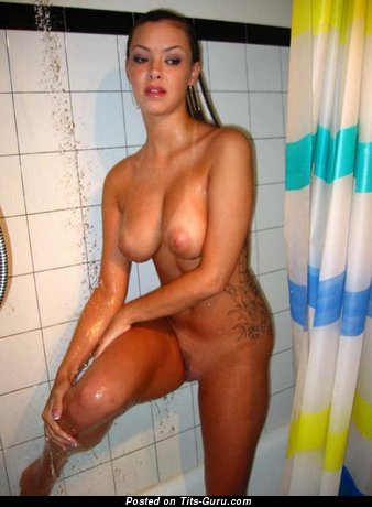 Image. Wet hot girl with big tittys image