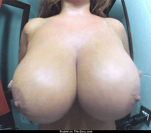 Image. Awesome female with huge natural tittes gif
