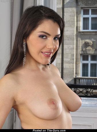 Valentina Nappi - nude blonde with medium natural breast photo