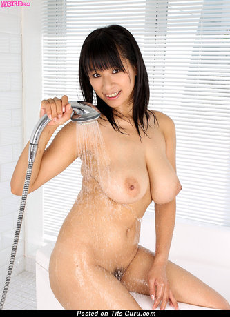 Image. Hana Haruna - naked nice girl with big natural boobies picture