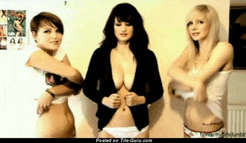 Image. Hot female with natural boobies gif