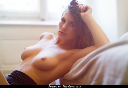 Pauline Santamaria - Exquisite Actress with Exquisite Exposed Real D Size Boobies (Hd Xxx Photo)