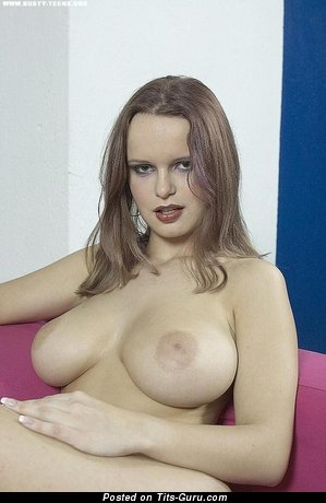Image. Peach A - nude awesome woman with big natural tots pic