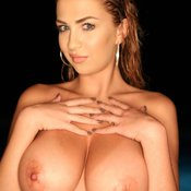 Ellis Attard - hot female with big tits pic