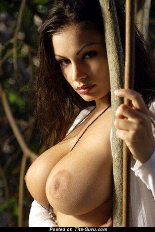 Naked amazing female image