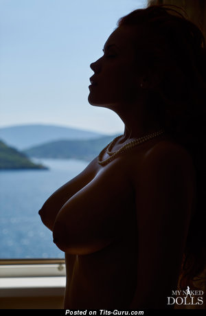 Image. Lilliyth Von Titz Aka Slavka Solnechnaya - sexy nude awesome girl with medium natural tittys picture