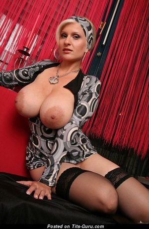 Image. Cassandra - naked beautiful woman with huge breast image