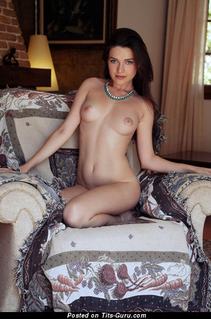 Image. Naked beautiful woman with small tits picture