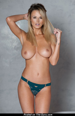 Delightful Blonde with Delightful Open Natural Soft Hooters (Hd Sexual Wallpaper)