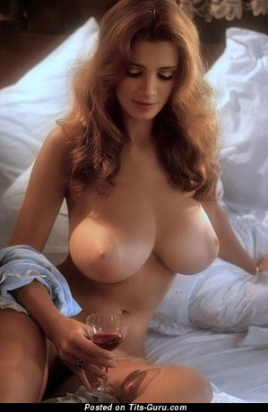 Image. Janet Lupo - nude wonderful girl with big natural breast vintage