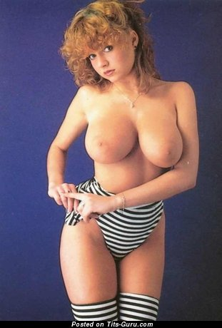 Debee Ashby & Cute Wet British Brunette & Red Hair Babe with Cute Open Real Medium Sized Boobys (Sexual Wallpaper)