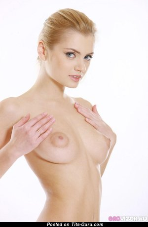 Image. Awesome female with medium natural tits picture