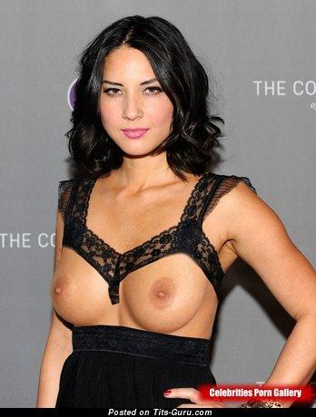 Olivia Munn Nude Hd