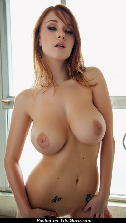 Hot Naked Red Hair (Hd Sexual Pic)