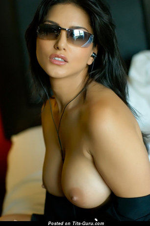 Image. Brunette with big boobs pic