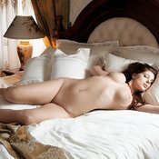 Awesome lady with big breast image