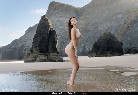 Image. Jessica Albanka - sexy topless awesome female pic