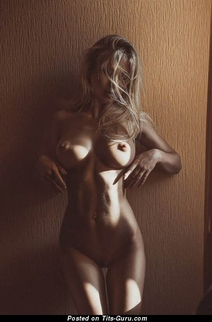 Image. Naked amazing woman with big boobs photo