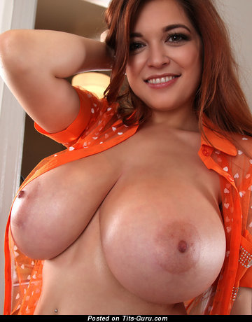 Image. Sexy beautiful lady with big natural tits image
