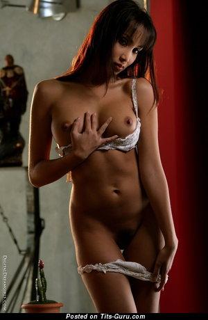 Nude nice lady image