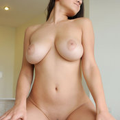 Nice girl with big natural tittes image