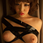 Mao Hamasaki - asian with medium natural breast photo