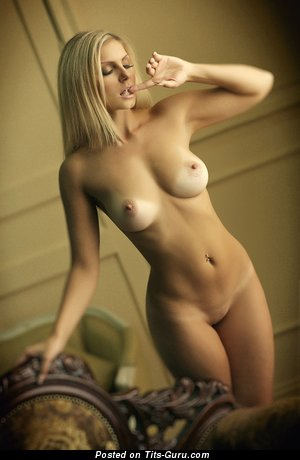 Naked awesome lady photo