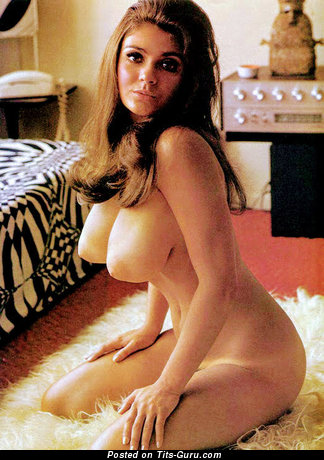 The Best Brunette with The Best Naked Full Titty (Vintage Xxx Photo)