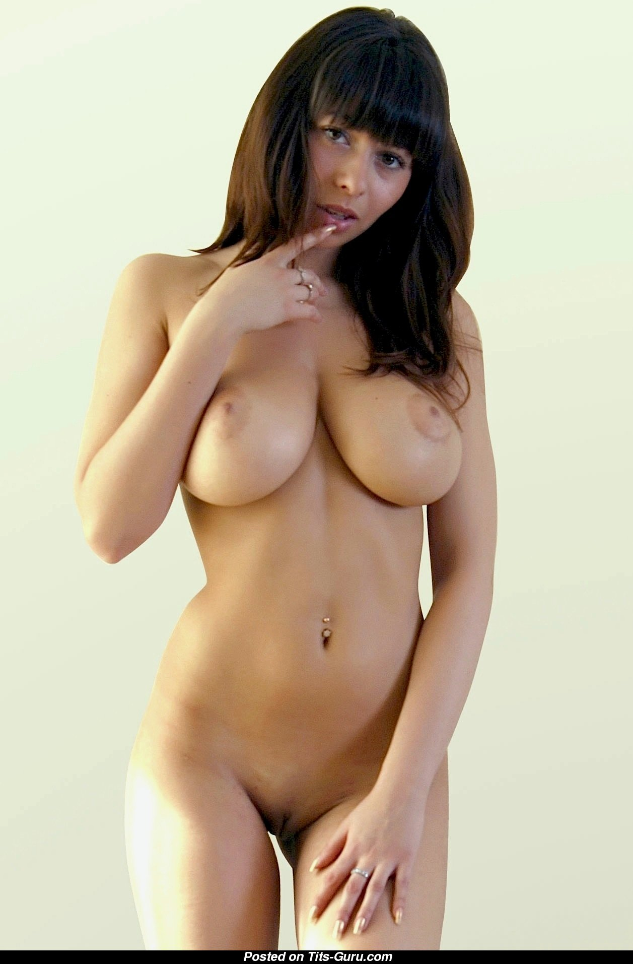 Busty alli naked