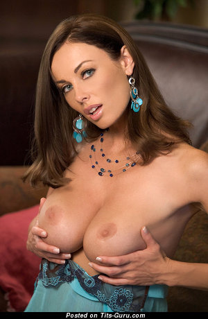 Image. Anita Dark - nude amazing lady with medium natural boobies photo