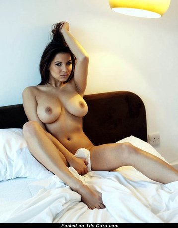 Image. Hot girl with big natural tits photo