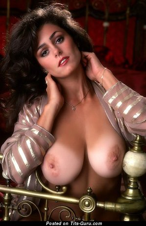 Image. Karen Price - naked nice lady with big natural tittys vintage