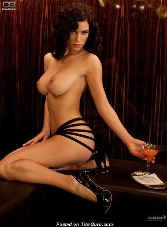 Изображение. Janine Habeck - фотография сексуальной раздетой леди