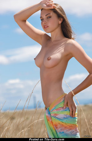 Image. Naked beautiful female photo
