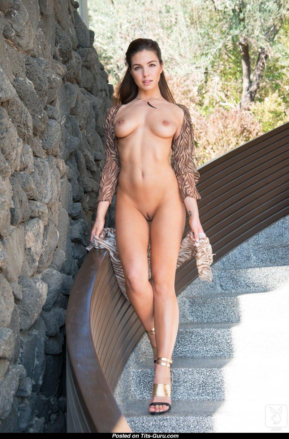 Jessica Ashley Nude Wonderful Woman With Medium Natural -5384
