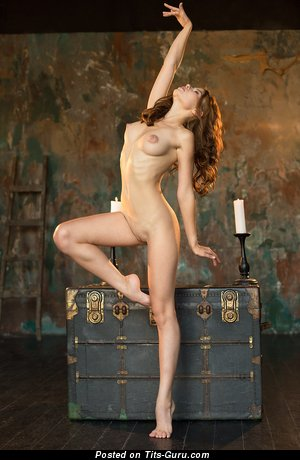 Viktoriia Aliko - Sexy Babe with Sexy Open C Size Melons (Hd Sexual Photoshoot)