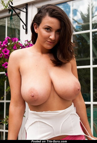Lovely Babe with Lovely Open Real Boob & Puffy Nipples (18+ Photoshoot)