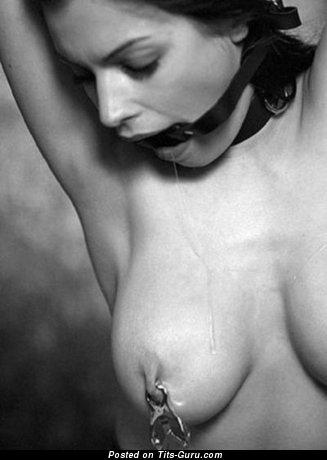 Картинка красивой голой модели