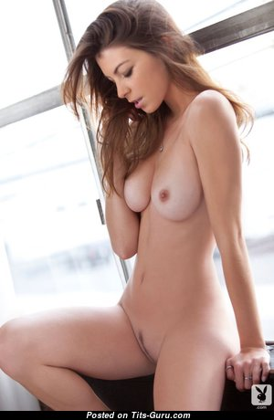 Amber Sym - Alluring American Red Hair with Alluring Defenseless Real Tots (Xxx Foto)