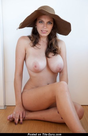 Image. Amazing woman with huge natural tittes image